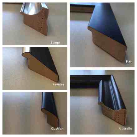 Picture frame moulding | all things picture framing